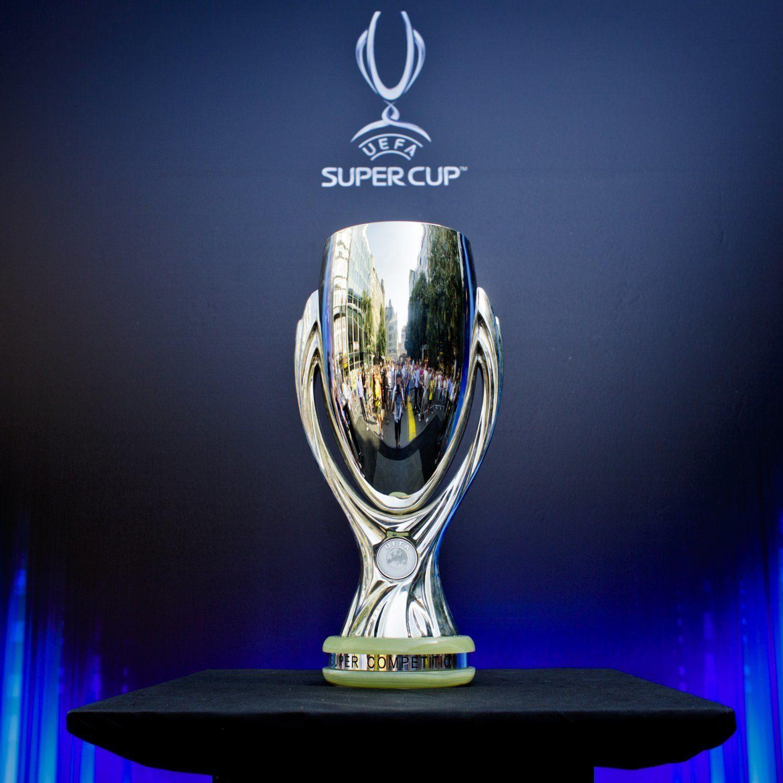 Суперкубок УЕФА 2018 года: где будет проходить футбольный турнир