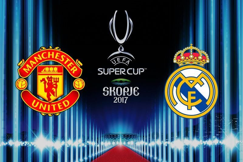 Картинки по запросу Суперкубок УЕФА Реал – Манчестер Юнайтед